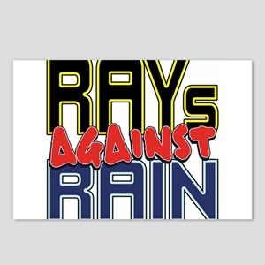RAYs Against Rain [SWAG] Postcards (Package of 8)